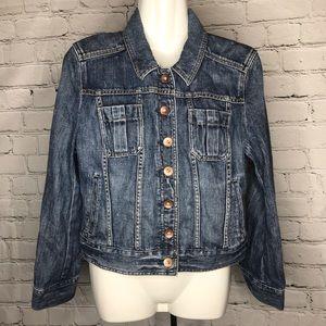 Express Blue Jean Jacket